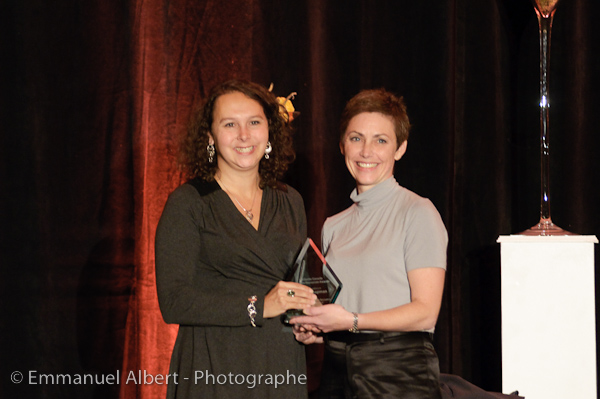 Excellence in Human Resources - Tanya Chapman, Irving Oil Operations
