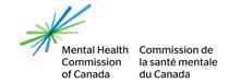 Mental Health Commission of Canada Logo