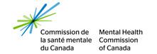 Commission de la santé mentale du Canada Logo